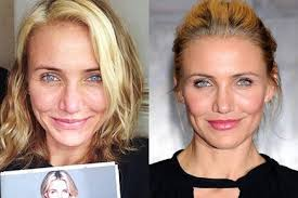 cameron diaz before and after makeup look makeup tutorials makeuptutorials