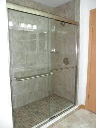 frameless sliding shower doors crystalline bypass frameless sliding shower doors you