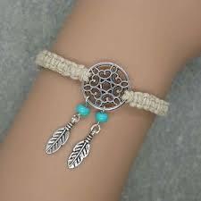 Dream Catcher Gold Bracelet Vibrant Creative Dreamcatcher Bracelet Antique Silver Dream 58