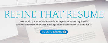 a student athlete s guide competing to get a job an ncaa the ones that have been very successful semaia said were able to compete at a high level and still maintain the focus of preparing for life beyond