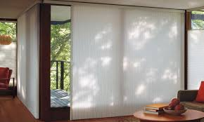 window treatments for patio sliding glass doors hunter douglas within shades for sliding doors renovation