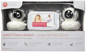motorola 3 5 video baby monitor. amazon.com : motorola mbp38s-2 digital video baby monitor with 4.3-inch color lcd screen and 2 cameras remote pan, tilt zoom 3 5