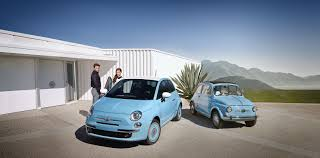 2014 Fiat 500 1957 Edition makes debut at the 2013 Los Angeles ...