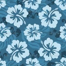 Hawaiian Pattern Best Hawaiian Seamless Pattern By Kitatelles GraphicRiver