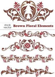 Floral Borders For Word Free Floral Word Document Flower Borders Free Vector