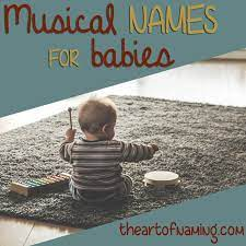 We examined the social security administration's most recent baby names data to see what other famous artists have appeared on the charts. The Art Of Naming Musical Baby Names