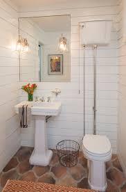 Pull Chain Toilet Stunning PullchaintoiletPowderRoomMediterraneanwithhightanktoilet