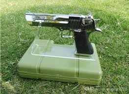 Handgun Display Stand 100 Clear Acrylic Plexiglass Pistols HolderAcrylic Gun Display 84