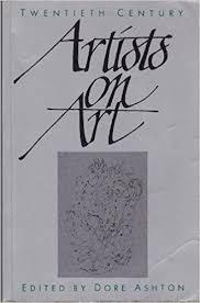 twentieth century artists on art dore ashton 9780394734897 amazon books