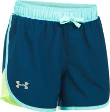 under armour shorts for girls. under armour girls\u0027 fast lane shorts for girls
