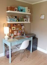 home office small desk. Awesome *Inside Stitch* Vera Bradley\u0026 Design Associate Home Office. Proof That A Sm. Desks Shelves Office Spaces Small Desk T