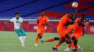 المنتخب السعودي أمام نظيره منتخب ساحل العاج بنتيجة 2-1، في افتتاح مواجهاته  بأولمبياد طوكيو #السعودية #السعودية_ساحل_العاج #أولمبياد_طوكيو #طوكيو2020  #Tokyo2020 – صحيفة الغد الكويتية
