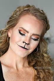 lioness makeup missy sue