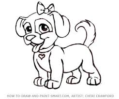dog face drawing for kids. Exellent Kids Dogs To Draw  How Draw A Puppy Face Step 9 CreatedintheCountry  Pinterest Drawings Animal Drawings And Puppies Throughout Dog Drawing For Kids G