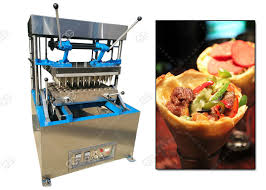 Automatic Pizza Maker Vending Machine Adorable Semi Automatic Pizza Cone Machine For Making Cone Shaped Pizza CE