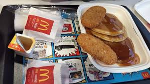 mcdonalds supersize meal. Interesting Meal He Said He Got The Idea From Super Size Me But Wanted To See What Would  Happen When Eating A  For Mcdonalds Supersize Meal