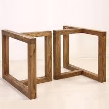 Base in legno per tavolo cose da provare pinterest tavolo
