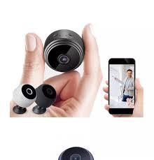 Camera mini A9 - Camera siêu nhỏ - Camera wifi - Camera an ninh - Camera  chống trộm - Camera giám sát