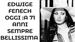 EDWIGE FENECH OGGI :A 71 ANNI SEMPRE BELLISSIMA - YouTube