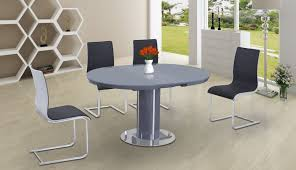 seats room black chairs round for astonishing glass diameter modern large argos inch table small dining