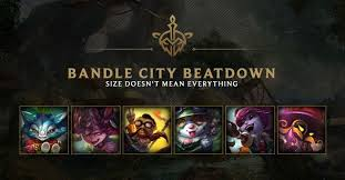 lol size bandle city size doesnt matter lol