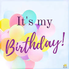 My Birthday Quotes For Myself Magnificent Birthday Wishes For Myself Happy Birthday To Me