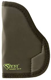 Sticky Holster Fit Chart Sticky Holsters Compact Med Auto Black W Green Logo
