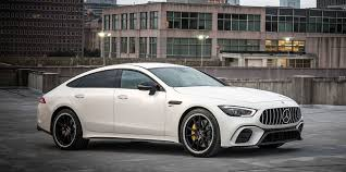 It both coddles and thrills its occupants. 2019 Mercedes Amg Gt53 Gt63 Review Pricing And Specs