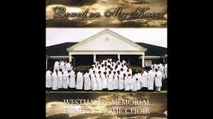 westhaven memorial funeral home choir