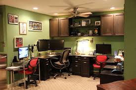 basement office design. Basement Office Photos Design O