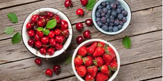 Berries Glycemic Index Chart Low Glycemic Fruits Fruit And Diabetes Bistromd