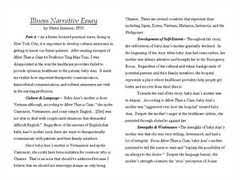 narrative essay assignment English Narrative Essay Topics   Kakuna Resume  You     ve Got It  Example Essay