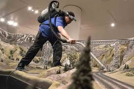 Grand Haven Tribune Meet The Man Who Keeps The Train Set On Track