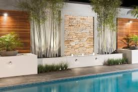chic wall landscape design to landscaping home design ideas