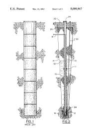 Water Well Design Drawing Patent Us5099917 Water Well Construction Google Patents