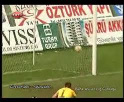 Giresunspor - Adanaspor Maç Özeti - Dailymotion Video