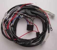 a50 a65 motorcycle wiring harness bsa a50 a65 motorcycle wiring harness