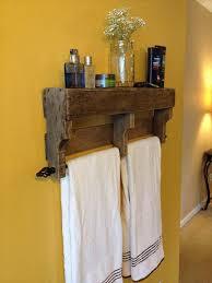 pallet ideas for bathroom. 24 beautiful diy bathroom pallet projects for a rustic feel (17) ideas b