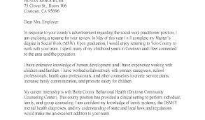 School Counselor Cover Letter Mental Health Therapist Cover Letter