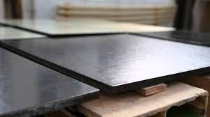lava stone glazed tiles custom made countertops and sinks inside the craftmen works you