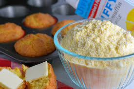 jiffy corn muffin mix. Modren Jiffy Copycat Jiffy Cornbread Muffin Mix Recipe 5 Ingredients To Make Cornbread  Muffin Mix At Home For Corn G