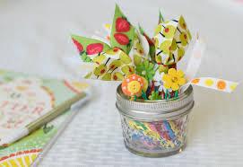 Flower Paper Clips Diy Planner Paper Clips Carrie Elle
