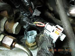 help 6 0 no start chaffed wiring pict ford powerstroke diesel forum 5c3z12b637ba at 6 0 Powerstroke Wiring Harness