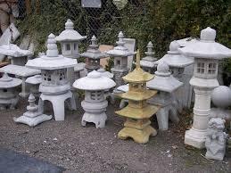 concrete garden decor