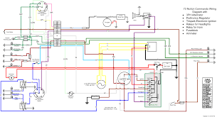 critique of proposed wiring diagram norton commando classic critique of proposed wiring diagram