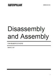 cat 3208 specs bolt torques manuals marine 3208 operation testing and adjusting cat marine 3208 disassembly and assembly manual