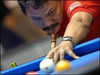 Billiards Star Reyes Gets Everyone into the Pool : NPR