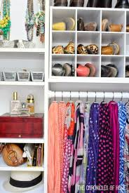 How To Organize Scarves In Closet 25 Unique Ideas On Pinterest Organizing 11