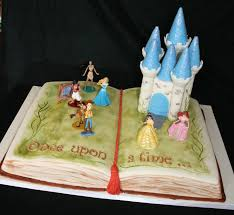 Fairytale Pop Up Book CakeCentral