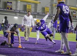 Lsu Camp See Position Battles Depth Chart And More As